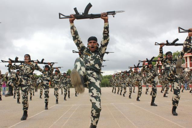 CRPF Recruitment to 101 Various Posts 2015